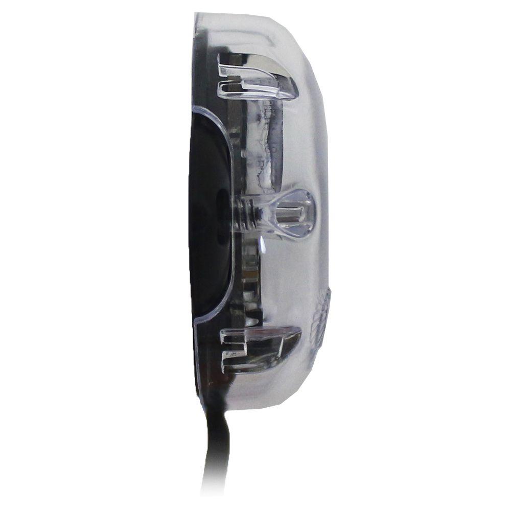 Voltímetro Taramps Digital Automotivo VTR-1000 Mede Tensão 5v a 30v Saída Remoto Compacto