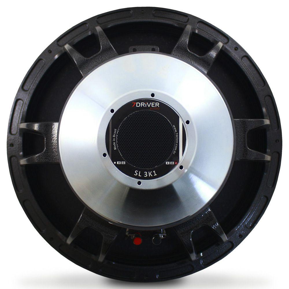 Woofer 18 Polegadas 7 Driver 1550 Rms 18-SL3K1 3100w Pico