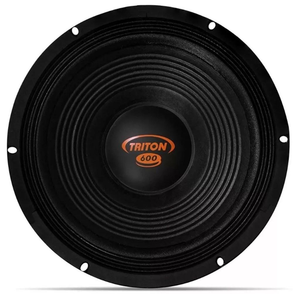 50b458c05 Woofer 12 Polegadas Triton 600 Rms TR-12600 1200w Pico - Amo Carro ...
