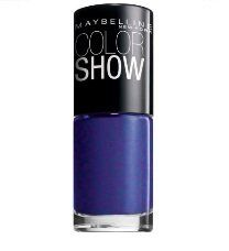 Esmalte Cremoso Maybelline New York Color Show, Cor Blue Freeze nº 350 Importado