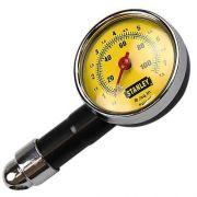 Calibrador De Pressão De Pneus Com Relógio Stanley - 79052