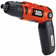Parafusadeira Black & Decker Li2000 3.6-volt Bat. De Litio