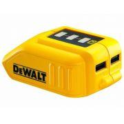 ADAPTADOR USB P/BAT.LI I ON 12/20V MAX- DEWALT DCB090-B3