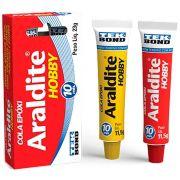 ADESIVO ARALDITE HOBBY 23G - 10828500800 TEK BOND