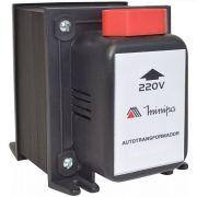 Conversor Transformador de voltagem 127v e 220v Minipa 2000va