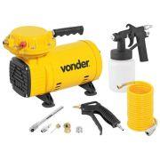 COMPRESSOR DE AR DIRETO 1/2 Cv (hp) 2,3 PCM -  Vonder