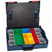 MALETA L-BOXX 102 COM SET 13 PECAS - BOSCH 1600A001S2000