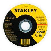 DISCO CORTE INOX 4 1/2x1.0x7/8 - Stanley - STA8061B