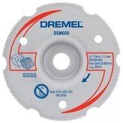 DISCO DE CORTE ALVENARIA DREMEL SAW-MAX DSM600-RW
