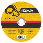 DISCO DE CORTE INOX 180 X 22 MM CARNEIRO 40401003