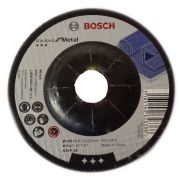 "DISCO DE DESBASTE P/ METAL STANDARD DE 4 -1/2""  - BOSCH - 2608603181"