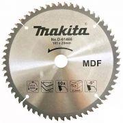 DISCO DE SERRA CIRCULAR 185 MM  PARA MDF- MAKITA D-61466