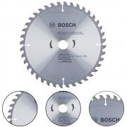 DISCO DE SERRA CIRCULAR 235MM 40 DENTES - ECO D235 X 40T BOSCH