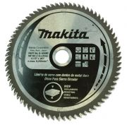 DISCO DE SERRA P/ MDF 165X20X72 IDEALl P/ SP6000 B-40490 MAKITA