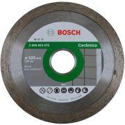 DISCO DIAMANTADO CERAMIC 105 MM - BOSCH 2608603676