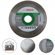DISCO DIAMANTADO CERAMIC 105 MM - BOSCH 2608603676