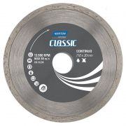 DISCO DIAMANTADO CONT 110X20MM CLASSIC NORTON