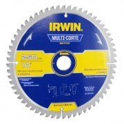 DISCO DE SERRA CIRCULAR MULTICORTE 250 MM COM 80 DENTES - 15199 IRWIN