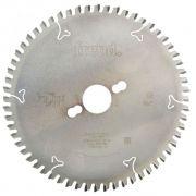 DISCO SERRA FUNDO DE GAVETA 60 DENTES 200 x 6,5 MM - FREUD LU3E0201