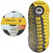 DISCO CORTE INOX 4 1/2X1.0X7/8 10 UNIDADES  - STA8061B STANLEY