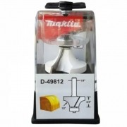 FRESA DE BORDA DIAMENTRO 1-1/2 HASTE DE 1/4 - D-49812 MAKITA