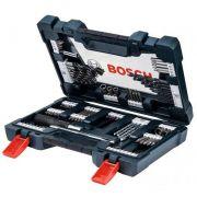 Jogo / Kit de brocas e bits V-line 91 Peças - 2607017195000 Bosch