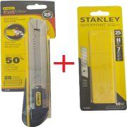 Kit De Estilete Fatmax 25mm 10-486 + Lamina 11-325t Stanley