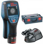 Kit Detector de Materiais D-Tect 120 + Maleta L-Boxx - Bosch