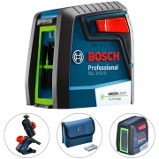 NIVEL A LASER PROFISSIONAL - GLL 2-12 G  BOSCH