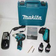 Parafusadeira De Impacto À Bateria de 12v Td090Dwe - Makita