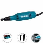 "RETIFICADEIRA 6 MM 1/4""  240W- GD0603 MAKITA"