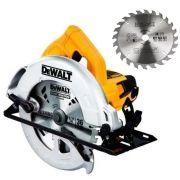 SERRA CIRCULAR DEWALT 1400 W 5500 RPM DISCO 7 1/4