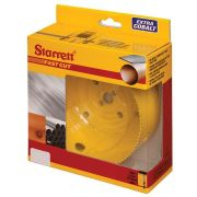 Serra Copo Bi-metal Fast Cut de 102mm Starrett - FCH0400-G