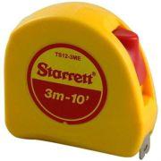 TRENA DE BOLSO STARRETT 3M/10 MM/POL - STARRETT - KTS12-3ME-S