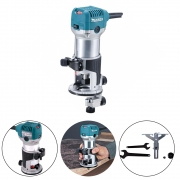 TUPIA LAMINADORA 6 MM 710W - RT0700C MAKITA