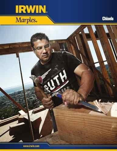 Formão Construção Para Madeira  1-1/2  Irwin - 1768779