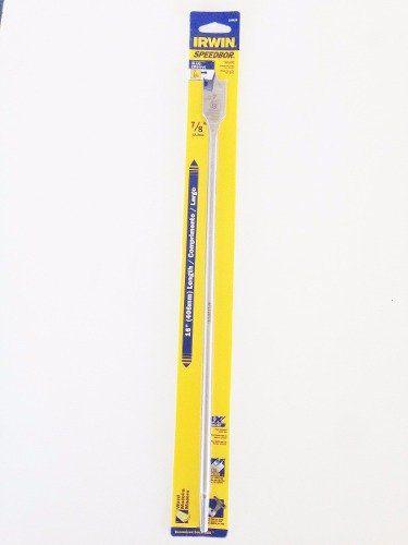 Broca Chata Para Madeira Irwin Spdb 400mm X 22.2mm  Iw14018