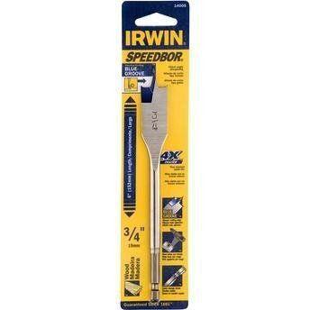 Broca Chata Para Madeira Irwin 6  X 3/4  - 19mm  Iw14005