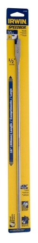 Broca Chata Para Madeira Irwin Spdb 400mm X 12.7mm  Iw14015