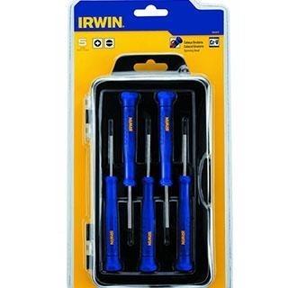 Jogo Chaves Para Eletrônica 05 Peças  Irwin 1864813