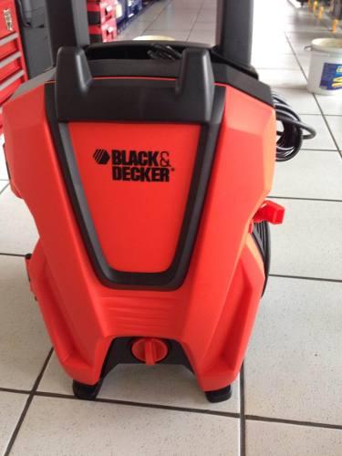 Lavadora Alta Pressão Pw18 Black Decker 1500w - Jato 1815 Lb