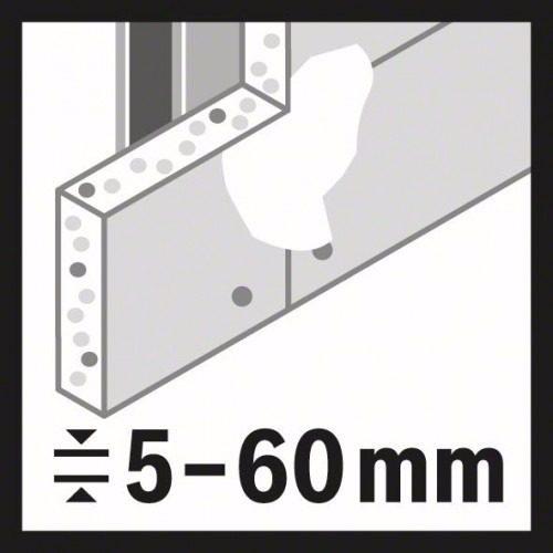 Multi Construction- Serra Copo 60mm 2 3/8  Bosch