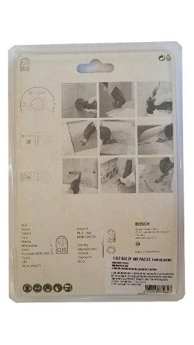 Set De Corte Básico 3 Peças P/ Azulejo - 2608662342 Bosch