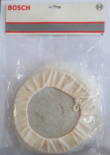 Boina De Pele Para Polimento 8pol.  - 9618 085 307 Bosch