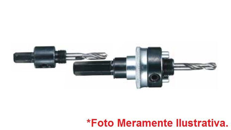 ADAPTADOR C/ BROCA PILOTO 11MM B-36136 MAKITA