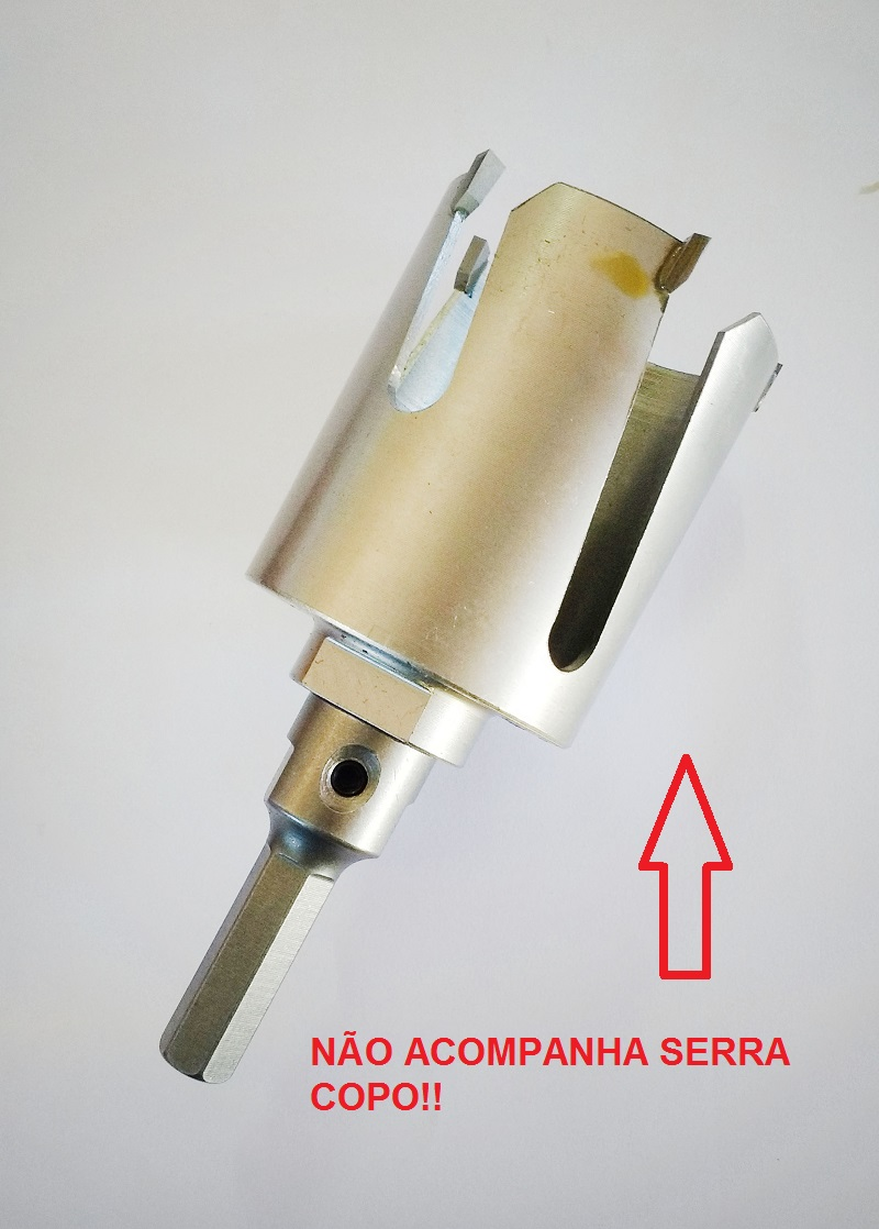 ADAPTADOR COM BROCA PILOTO HSS 8 X 100 MM D-50376 MAKITA
