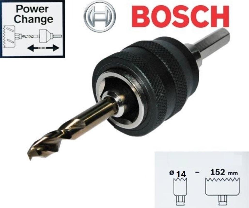 ADAPTADOR POWER CHANGE ENCAIXE SDS-PLUS 2608584675 BOSCH