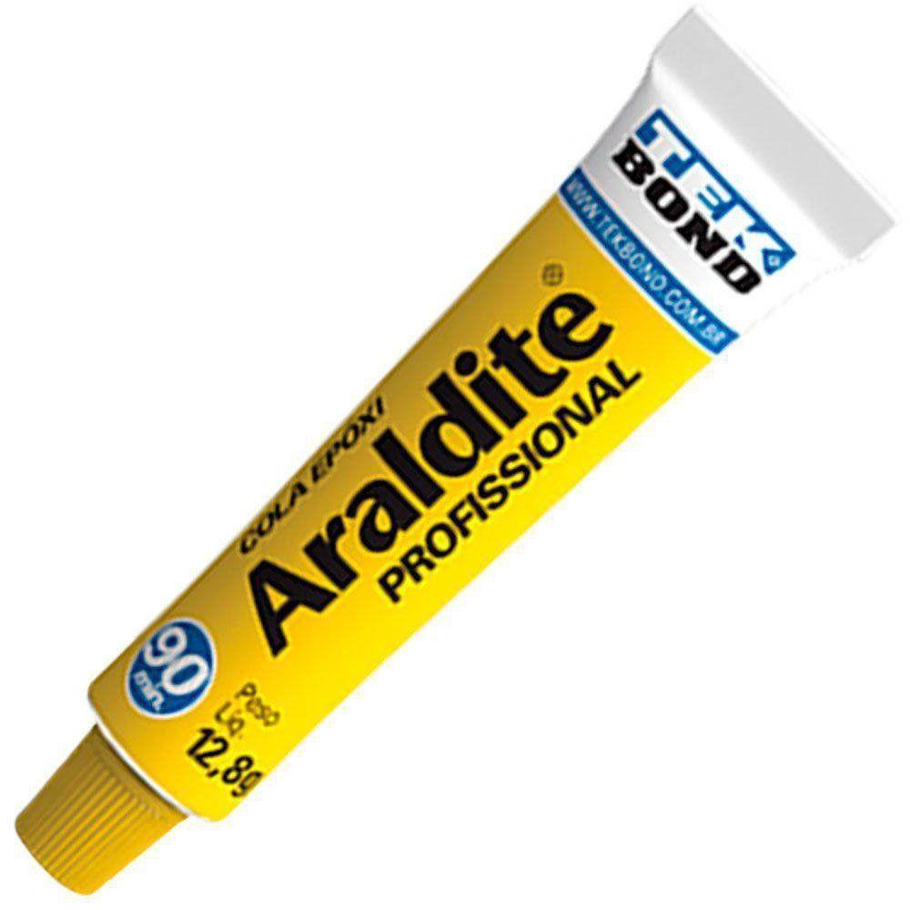 ADESIVO ARALDITE PROFISSIONAL 23G- TEK BOND 10808501100