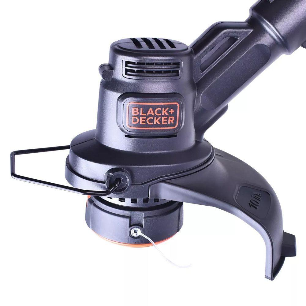 APARADOR DE GRAMA A BATERIA 20V  - LST201 BLACK+DECKER