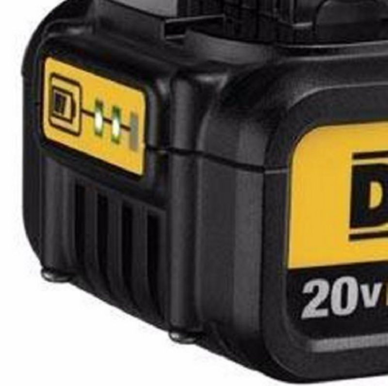 Bateria 20v Max Premium De Lítio 3.0 Ah - Dcb200-b3 Dewalt